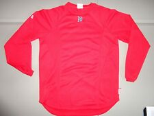 Detroit Tigers  Polyester THERMA BASE Practice Jersey Shirt Men M MLB Baseball