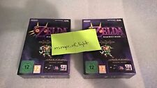The Legend Of Zelda Majora's Mask 3DS Special Edition BOX ONLY/No Items Included