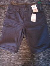 PRIMARK SLIM Herren Kurze Hose Shorts Denim NAVY W32 EUR40 81cm
