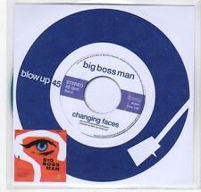(GF8) Big Boss Man, Changing Faces  - 2014 DJ CD