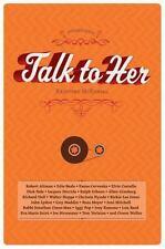 Talk to Her by Kristine McKenna (2004, Paperback) NEW