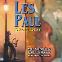 """Les Paul"""" Dream Dust"""" CD Nuevo & en Paquete Original PLANET 2000"""