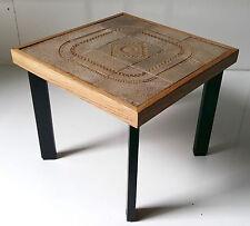 TABLE BASSE CAPRON CERAMIQUE ANNÉES 50
