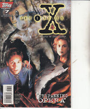 The X Files-Issue 7-Topps Comics  1995-Comic