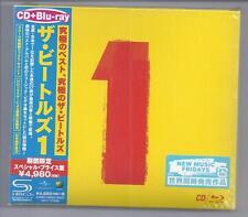 THE BEATLES 1/Universal Japon SHM CD + BLU-RAY/2 disc Package Numérique Set UICY - 77525
