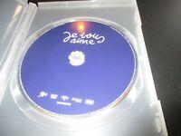 """DVD """"JE VOUS AIME"""" Catherine DENEUVE Alain SOUCHON Gerard DEPARDIEU GAINSBOURG"""