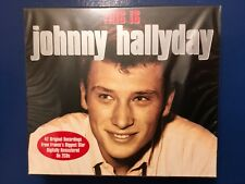 JOHNNY HALLYDAY.        FORTY. SEVEN. ORIGINAL.  RECORDINGS.