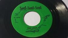 (JAZZ) JOHNNY LYTLE -THE VILLAGE CALLER /SOUL-SOUL-SOUL