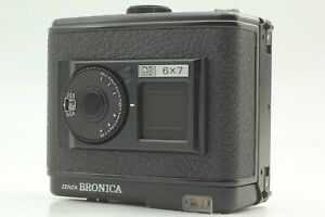 [NEAR MINT++] ZENZA BRONICA GS Film Back Holder 6x7 120 for GS-1 GS1 from JAPAN