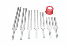 Chakra Tuning Forks - Security Sexual Ego Love Trust Emotions - Meaning of Life