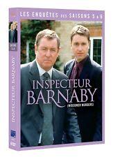 "COFFRET 6 DVD NEUF ""INSPECTEUR BARNABY - SAISON 5 & 6"""