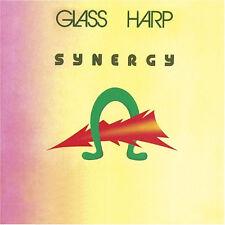 """Glass Harp: """"Synergy"""" + bonustracks (CD reissue)"""
