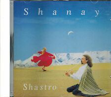 CD shastro – shanay, comme NEUF Nightingale records – ngh-cd-392
