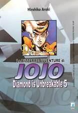 SC1165 - Manga - Star Comics - JoJo - Diamond is Unbreakable 5 - Nuovo !!!