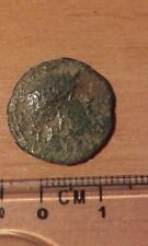 Moneda 1337 denario de plata Román Coín moneda romana denario de plata