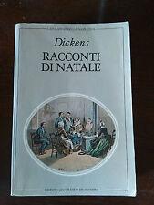 RACCONTI DI NATALE - Charles Dickens - De Agostini - 1984
