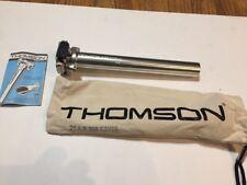 NOS Thomson Elite Seat Post 29.0 X 250 Silver