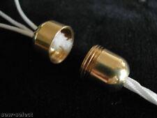 OTTONE Cavo Connettore Roman Blind in metallo leggero Pull Joiner