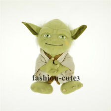 "New Star Wars Yoda 20cm 7.9"" Soft Stuffed Plush Doll Toy Figure Kids' Gift"