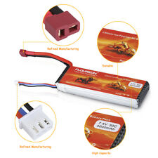 Floureon 2S 7.4V 4000mAh 30C LiPo Batterie akkus Deans Plug zu RC AUTO LKW neu