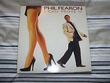 """Phil Fearon - I Can Prove It- 12"""" Single"""