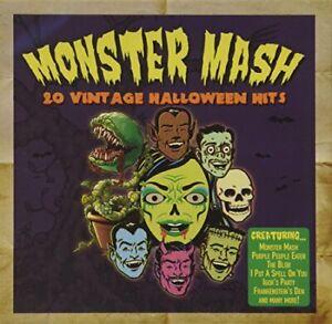 Vintage Halloween Hits [CD]