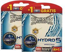 10 Wilkinson Sword Hydro 5 Rasierklingen Ersatzklingen - 10 Klingen