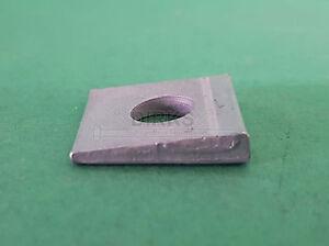 Vierkant-Scheibe Keilscheiben 14% DIN 435 feuerverzinkt ø 9 - 22 mm