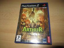 Arthur and the minimoys LOS INVISIBLES PS2 VERSIÓN PAL NUEVO PRECINTADO