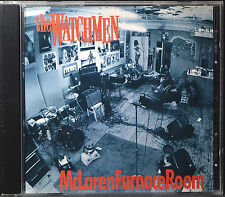 McLaren Furnace Room by The Watchmen [Canada - MCA Records MCAMD10697] - NM/M