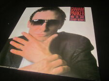 Graham Parker 1985 Steady Nerves 12x12 Promo Cover Flat Poster 2-Sided The Shot