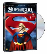 Supergirl [DVD Movie, 1984 Classic Superhero, Region 1, 1-Disc] NEW