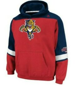 NHL Florida Panthers Stitched Hoodie Youth Sizes NEW