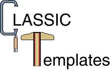 69 Camaro Standard 327 Emblem Template Kit