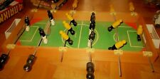 UNIQUE VINTAGE GREEK WOODEN FOOTBALL STADIUM GAME AEK VS PAOK BY E.B.I.P. 70s