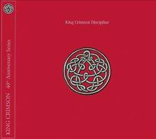 Discipline [40th Anniversary Edition] [Slipcase] by King Crimson (CD,...