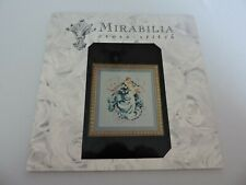 Mirabilia Enchanted Dreamer Cross Stitch Pattern by Nora Corbett Angel Religious