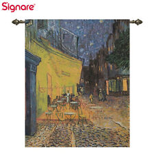 Tapestry Wall Hanging Vincent Van Gogh Café Terrace at Night