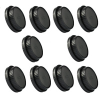 10PCS Rear lens + Body Cap cover for Minolta MD MC SLR Camera and Lens