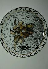 "1996 Bradford Plate by Diana Casey "" Native Harmony"" ""Where Paths Meet"""