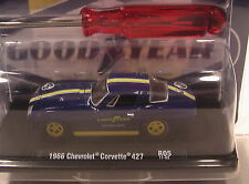 1966 CHEVROLET CORVETTE 427 1:64 m2 machines 34001-05