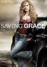 Saving Grace: Season Three - The Final Season (DVD, 2010, 5-Disc Set)~EXCELLENT!