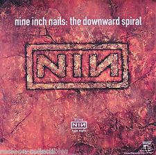 Nine Inch Nails NIN 1994 The Downward Spiral Original Promo Poster