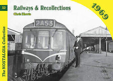 Railways and Recollections1969, Harris, Chris, Very Good Book