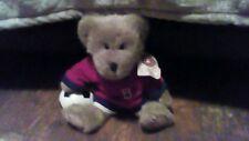 Boyds Bear Stryker Scoresalot Soccer Teddy bear Wt Retired