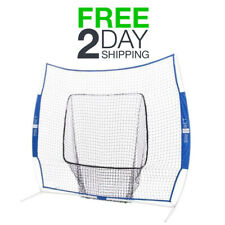 BowNet Replacement Net for 7 x 7 Hitting Net - Royal Blue (NET ONLY, NO FRAME)