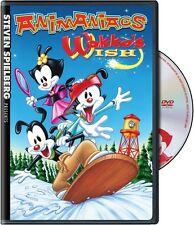 Steven Spielberg Presents Animaniacs: Wakko's Wish (2014, REGION 1 DVD New)