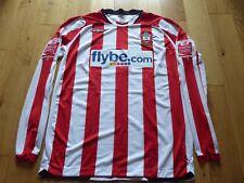 Southampton FC Football Shirt 2008 - 2009 Long Sleeve XL No10 Paul Wotton SAINTS