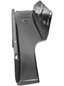 3649MAWT 1969 70 Mustang Trunk Door Latch Mount Tail Light Panel Brace WTP Dii