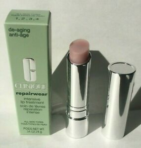Clinique Repairwear Intensive Lip Treatment 0.14oz/4g Full Size NIB